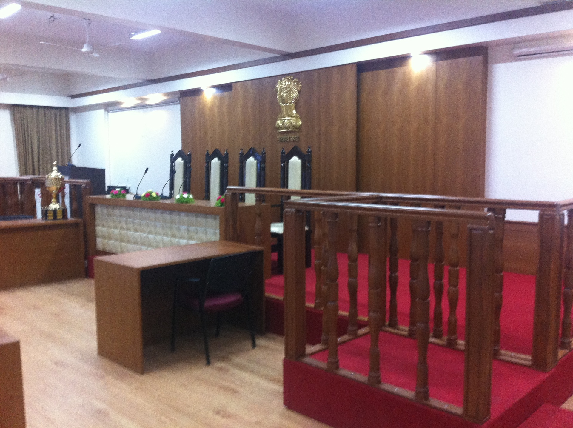 interior delhi high court